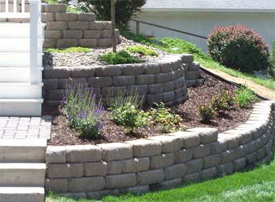 Landscape design and installation for Bloomington and Coon Rapids MN